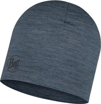 Buff Merino Lightweight Mütze Grau