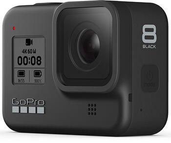 GoPro HERO8 Black Actioncam - mit gratis Speicherkarte 32GB Schwarz