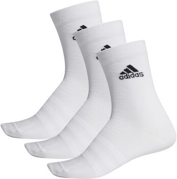 adidas Light Crew Socken Herren Weiss
