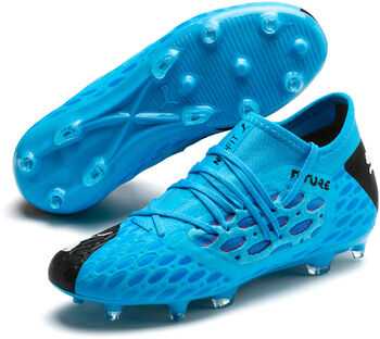 Puma FUTURE 5.3 NETFIT FG/AG Fussballschuh Blau