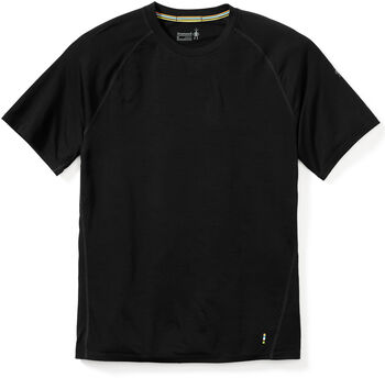 Smartwool Merino 150  Shirt de function court Hommes Noir
