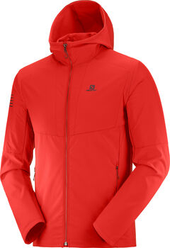 Salomon Outline Isolationsjacke Herren Rot