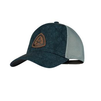 Buff Lowney Trucker Cap Blau