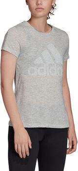 adidas Performance WINNERS Trainingsshirt kurzarm Damen Weiss