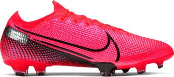 Nike MERCURIAL VAPOR 13 ELITE FG chaussure de football  Hommes Rouge