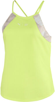 Puma The First Mile Tank Top Damen Gelb