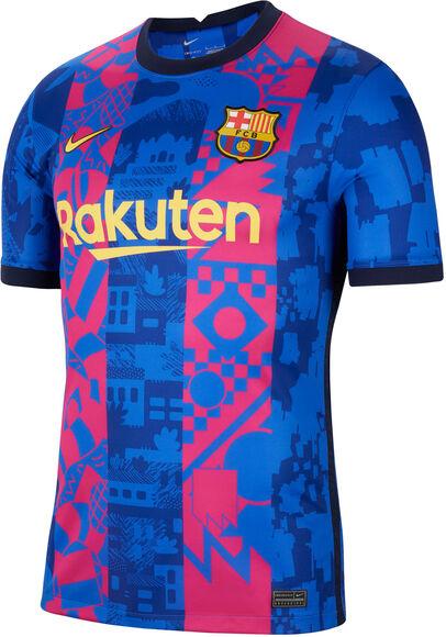FC Barcelona 21/22 Stadium 3R Fussballtrikot