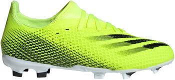 adidas X Ghosted.3 FG chaussure de football  Jaune