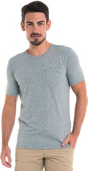 SCHÖFFEL Dallas2 T-Shirt Herren Silber