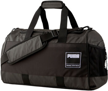 Puma Gym Duffle Trainingstasche Schwarz