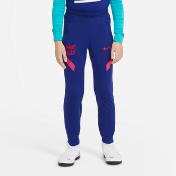 Nike FC Barcelona Strike pantalon de football Bleu