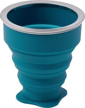 McKINLEY Silikon Trinkbecher Blau