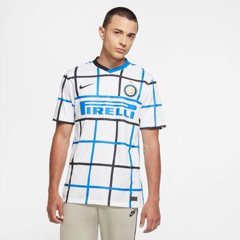 Nike Inter Mailand 20/21 Stadium Away Fussballtrikot Herren Weiss