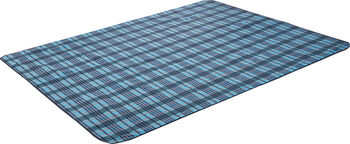 McKINLEY Couverture de pique-nique Bleu