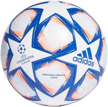 adidas UCL Finale 20 League Ball Weiss