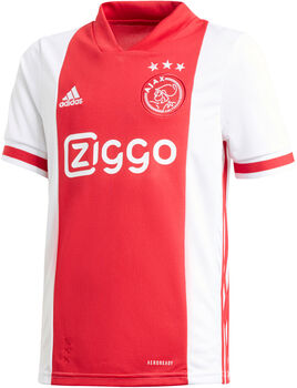 adidas Ajax Amsterdam Heimtrikot Jungs Weiss