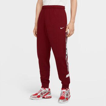 Nike Sportswear Repeat Jogger Trainingshose Herren Rot