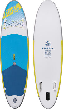 FIREFLY Stand Up Paddle Set iSUP 200 II Weiss