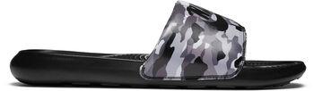 Nike Victori One Printed Slide Sandale Herren Schwarz
