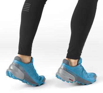 Salomon Speedcross 5 chaussure de trail running Hommes Bleu