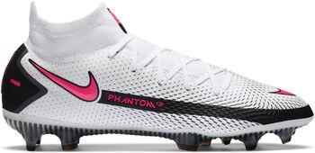 Nike Phantom GT Elite Dynamic Fit FG chaussure de football Blanc