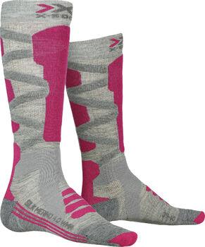 X-Socks SKI SILK MERINO 4.0 chaussettes de ski Femmes Rose
