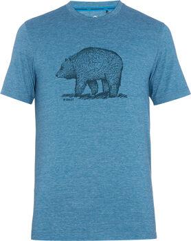 McKINLEY Kimo T-Shirt Herren Blau