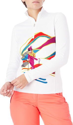Ganiston Langarm-Shirt