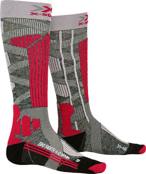 X-Socks SKI RIDER 4.0 Skisocken Damen Pink