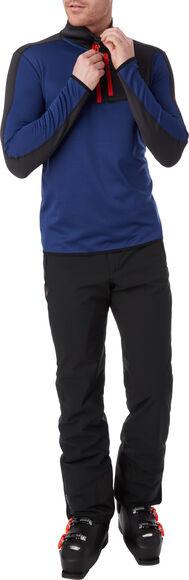 Blake Rollkragen Skishirt langarm