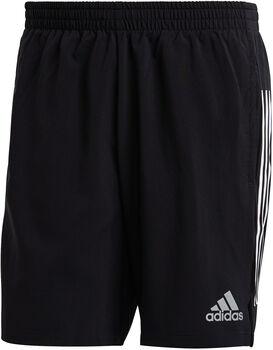 adidas Own The Run 3-Stripes short de running Hommes Noir