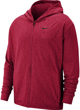 Nike Dri-FIT Full-Zip Jacke Herren Rot
