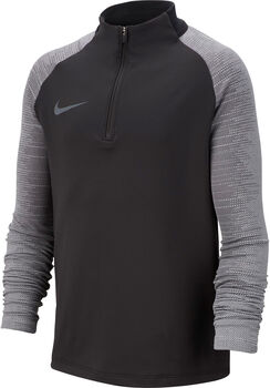 Nike Dri-FIT Strike Trainingsshirt langarm Schwarz