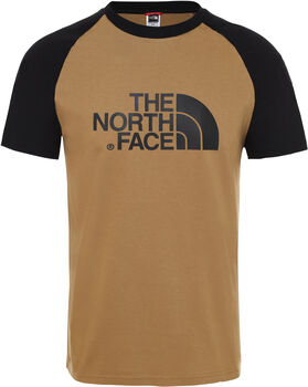 The North Face Easy T-Shirt Herren Braun
