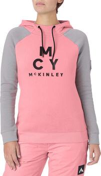 McKINLEY Goldie Pullover avec capuche Femmes Rose