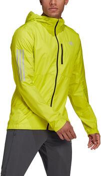 adidas Own the Run veste de running Hommes Jaune