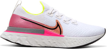 Nike Epic React Pro Flyknit Laufschuh Damen Weiss