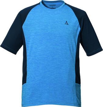 SCHÖFFEL Auvergne T-shirt de vélo Hommes Bleu