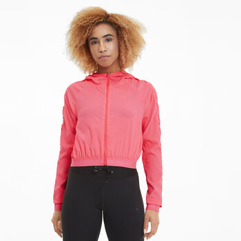 Puma Be Bold Woven Jacke Damen Pink