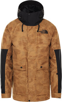 The North Face Balfron veste de ski Hommes Brun