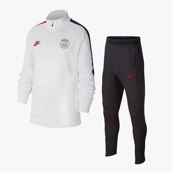 Nike PSG I96 CL Trainingsjacke Weiss