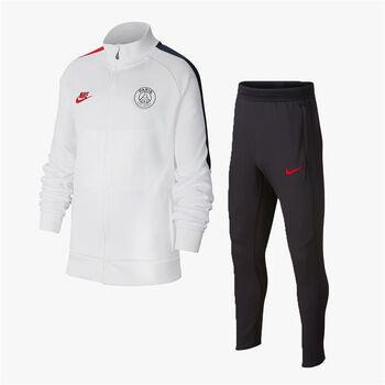 Nike PSG I96 CL Trainingsjacke Weiss