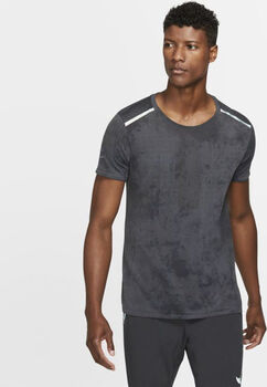 Nike Tech Pack Seamless T-Shirt Herren Schwarz