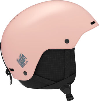 Salomon PACT casque de ski Rose