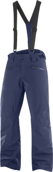 Salomon Force Skihose Herren Blau