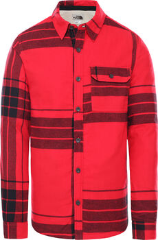 The North Face Campshire Wanderhemd Herren Rot