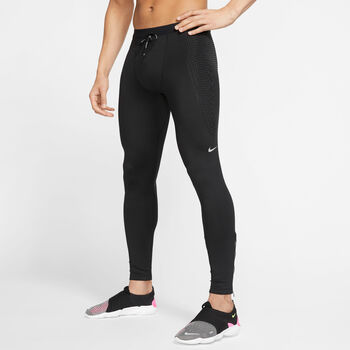 Nike Power Tights Herren Schwarz