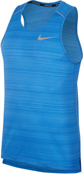 Nike Dri-FIT Miler Tank Top Hommes Bleu