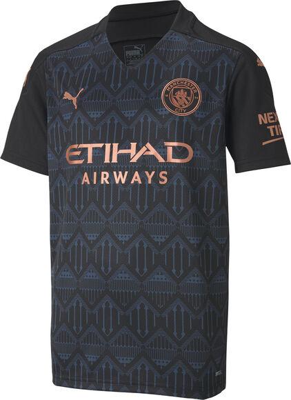 Manchester City 20/21 Away Replica Fussballtrikot
