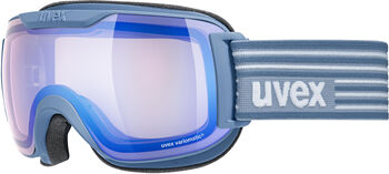 Uvex Downhill 2000 Small Variomatic Skibrille Blau
